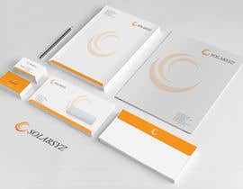#125 para Business Card Design for SolarSyz por artleo