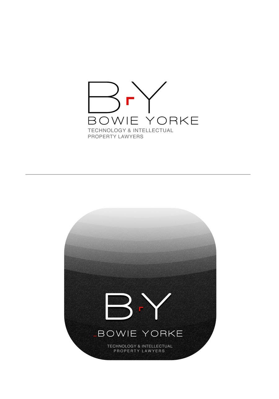 Bài tham dự cuộc thi #                                        126                                      cho                                         Logo Design for a law firm: Bowie Yorke