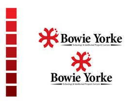 #114 cho Logo Design for a law firm: Bowie Yorke bởi robertcjr