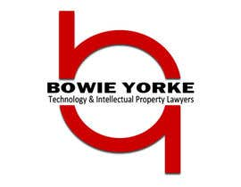#133 para Logo Design for a law firm: Bowie Yorke por Bonnanova