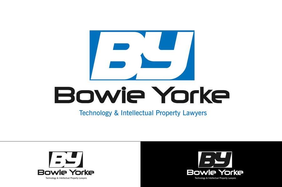 Bài tham dự cuộc thi #                                        144                                      cho                                         Logo Design for a law firm: Bowie Yorke