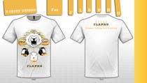 Graphic Design Inscrição do Concurso Nº86 para T-shirt Design for F.L.A.P.N.G. (forever lifting and praising)