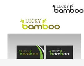 #60 for Design a logo for Lucky Bamboo company by NeriDesign