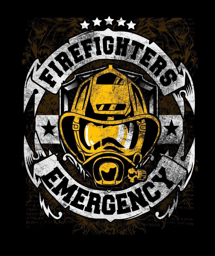 Contest Entry #14 for Navrhnout tričko  FireFashion (firefighter theme) -- 3