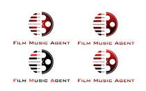 Graphic Design Конкурсная работа №57 для Logo Design for Film Music Agent.com