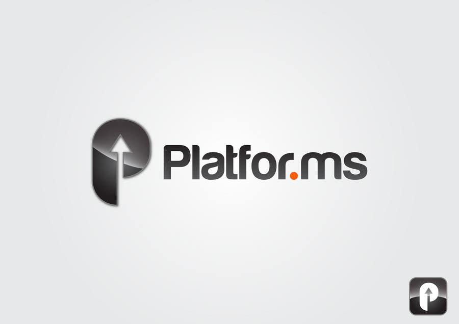 Inscrição nº 105 do Concurso para Logo Design for Platfor.ms