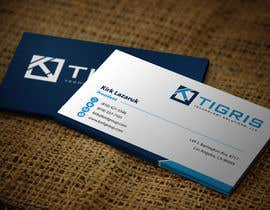 #12 cho Design some Business Cards for Network / IT Consultant Company bởi mamun313