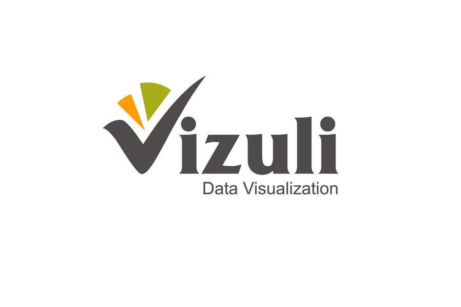 Bài tham dự cuộc thi #63 cho Logo Design for Vizuli