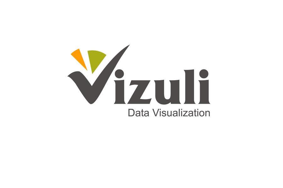Bài tham dự cuộc thi #62 cho Logo Design for Vizuli