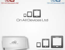 nº 33 pour Logo Design for On All Devices Ltd par syednaveedshah