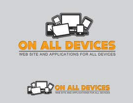#64 untuk Logo Design for On All Devices Ltd oleh niwrek