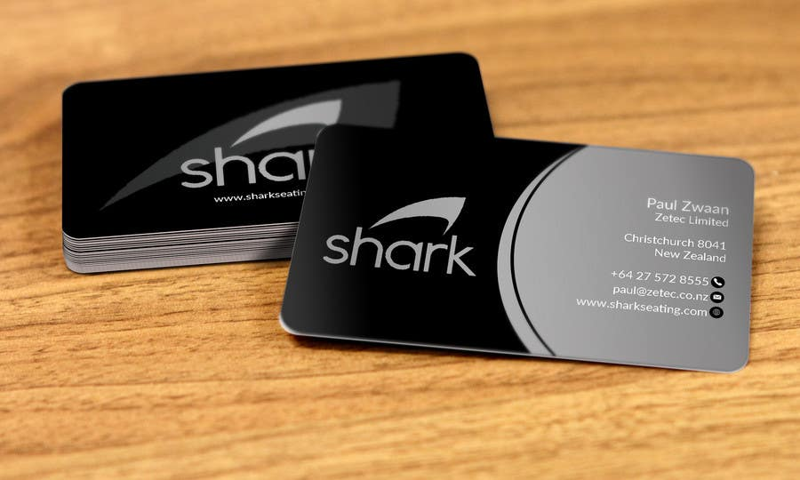 Design for double sided business card freelancer reheart Gallery