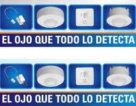 #1 untuk Diseñar un banner detectores de presencia oleh dekaszhilarious