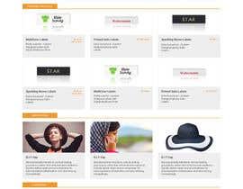 #13 cho Design eines Website-Modells bởi vliminimvl