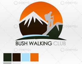 #14 untuk Design a Logo & Colour Pallette for Bushwalking / Hiking Club oleh deemiju