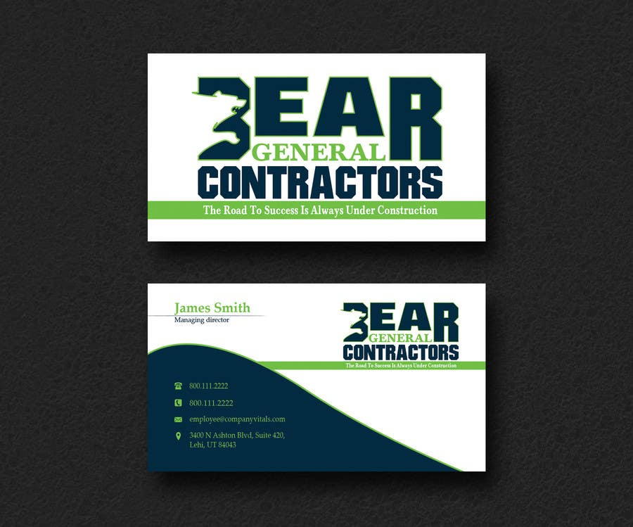 Entry 175 by mohammadnahid for design some business cards freelancer contest entry 175 for design some business cards reheart Choice Image