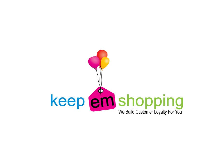 #269 for Logo Design for Keep em Shopping by Hasanath