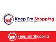 Contest Entry #93 for Logo Design for Keep em Shopping