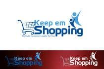 Contest Entry #61 for Logo Design for Keep em Shopping