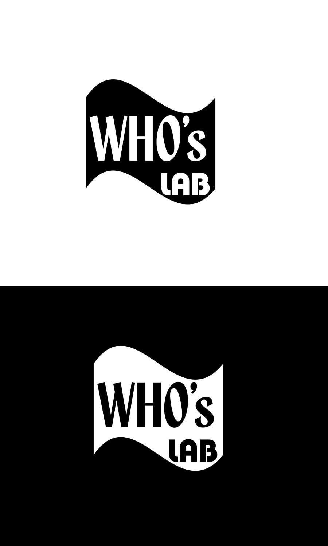 Contest Entry #421 for WHO'sLAB logo design!