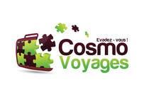 Logo Design for CosmoVoyages için Graphic Design351 No.lu Yarışma Girdisi