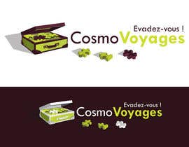 #354 para Logo Design for CosmoVoyages por mtuan0111
