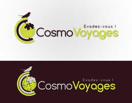 #303 para Logo Design for CosmoVoyages por mtuan0111