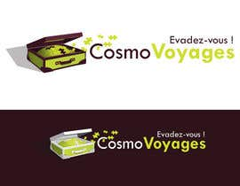 #355 para Logo Design for CosmoVoyages por mtuan0111