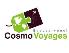 #315 para Logo Design for CosmoVoyages por sharpminds40