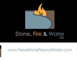#152 for Logo Design for Stone, Fire & Water LLC af AlexandraEdits
