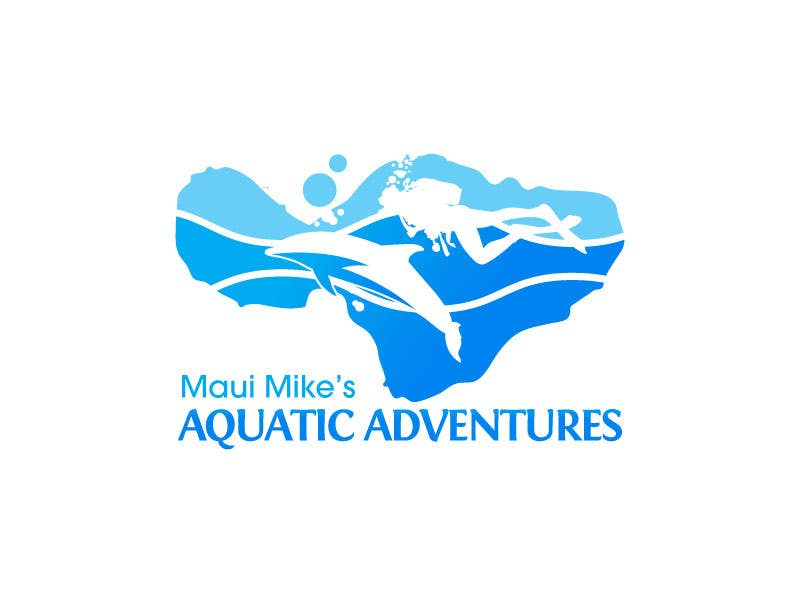 Inscrição nº 97 do Concurso para Logo Design for Maui Mikes Aquatic Adventures