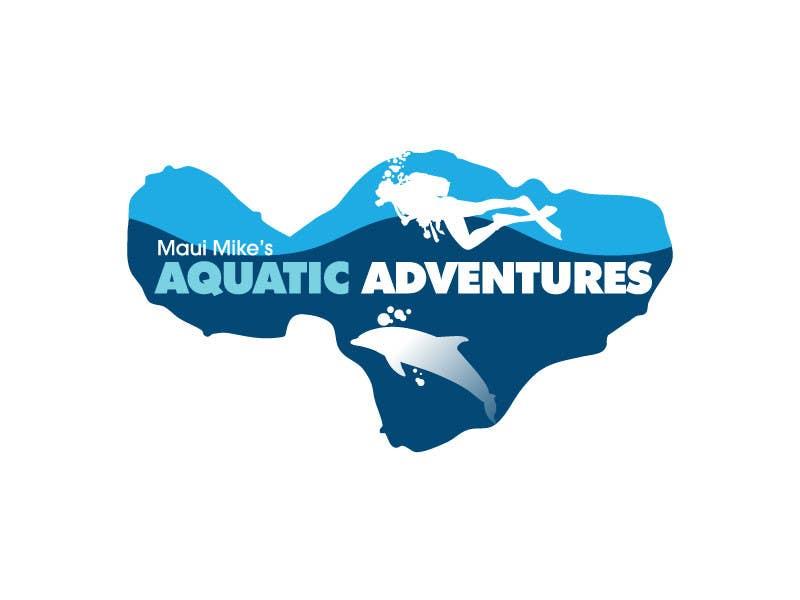 Inscrição nº 146 do Concurso para Logo Design for Maui Mikes Aquatic Adventures