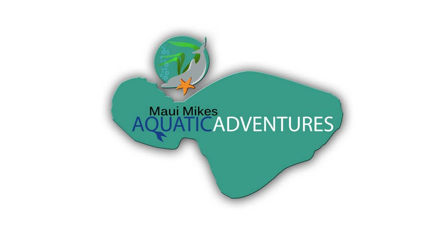 Inscrição nº 145 do Concurso para Logo Design for Maui Mikes Aquatic Adventures