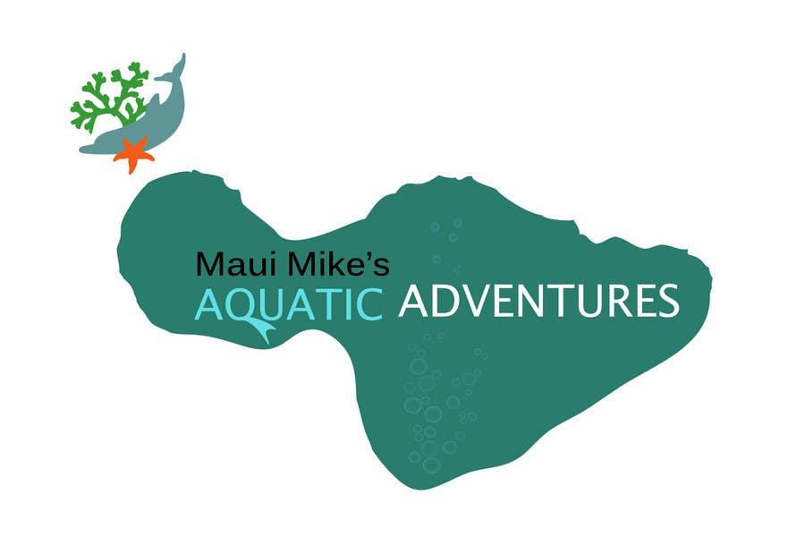 Inscrição nº 169 do Concurso para Logo Design for Maui Mikes Aquatic Adventures