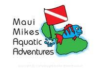 Graphic Design Konkurrenceindlæg #94 for Logo Design for Maui Mikes Aquatic Adventures