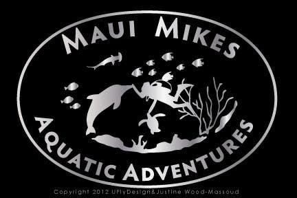 Konkurrenceindlæg #143 for Logo Design for Maui Mikes Aquatic Adventures