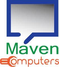 Kilpailutyö #                                        155                                      kilpailussa                                         Logo Design for Maven Computers