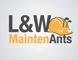 javieranderson tarafından Design a Logo for L & W MaintenAnts için no 26