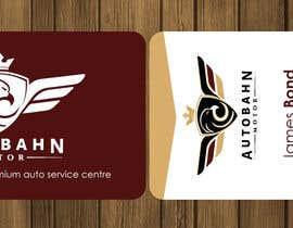 Nro 116 kilpailuun Business card for prestige car showroom using existing Logo käyttäjältä petersamajay
