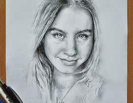 #28 for I want a portrait drawn from my picture af MIRE01
