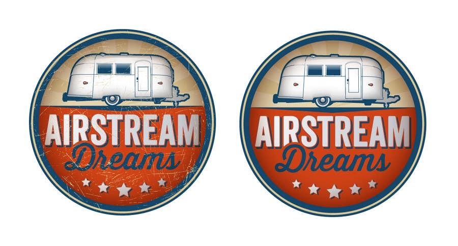 Penyertaan Peraduan #                                        331                                      untuk                                         Logo Design for Airstream Dreams