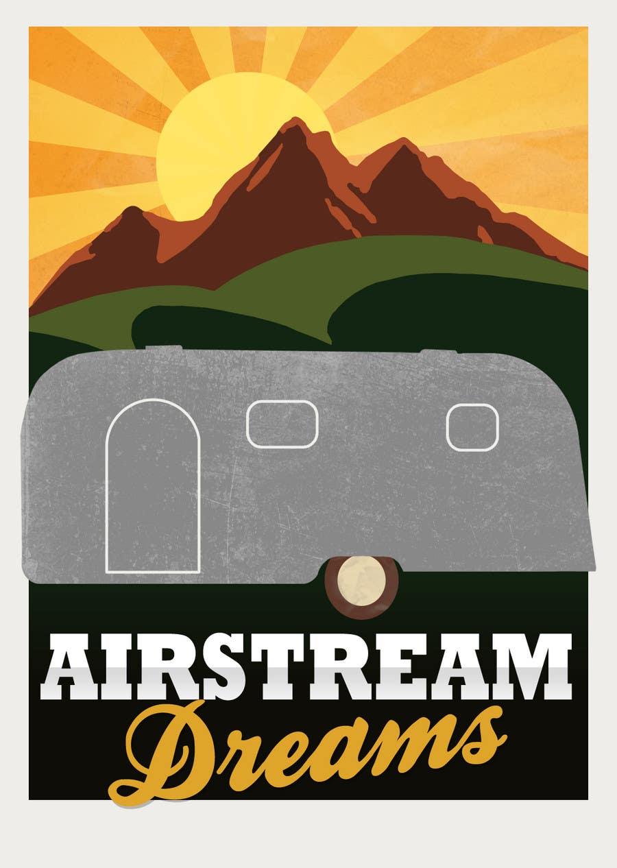 Penyertaan Peraduan #                                        78                                      untuk                                         Logo Design for Airstream Dreams