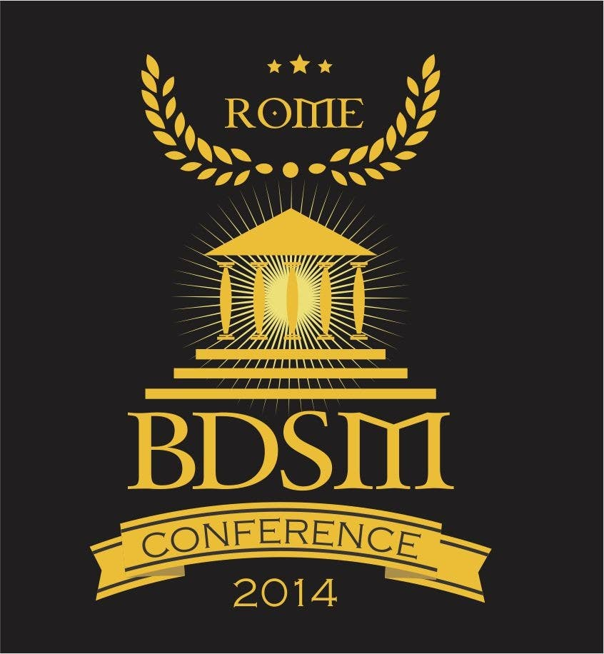 Entry 222 By Paijoesuper For Design A Logo For Rome Bdsm Conference