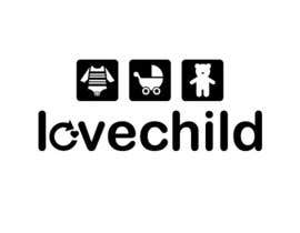 #174 for Logo Design for 'lovechild' by natalia0204