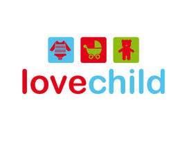 #154 for Logo Design for 'lovechild' by natalia0204