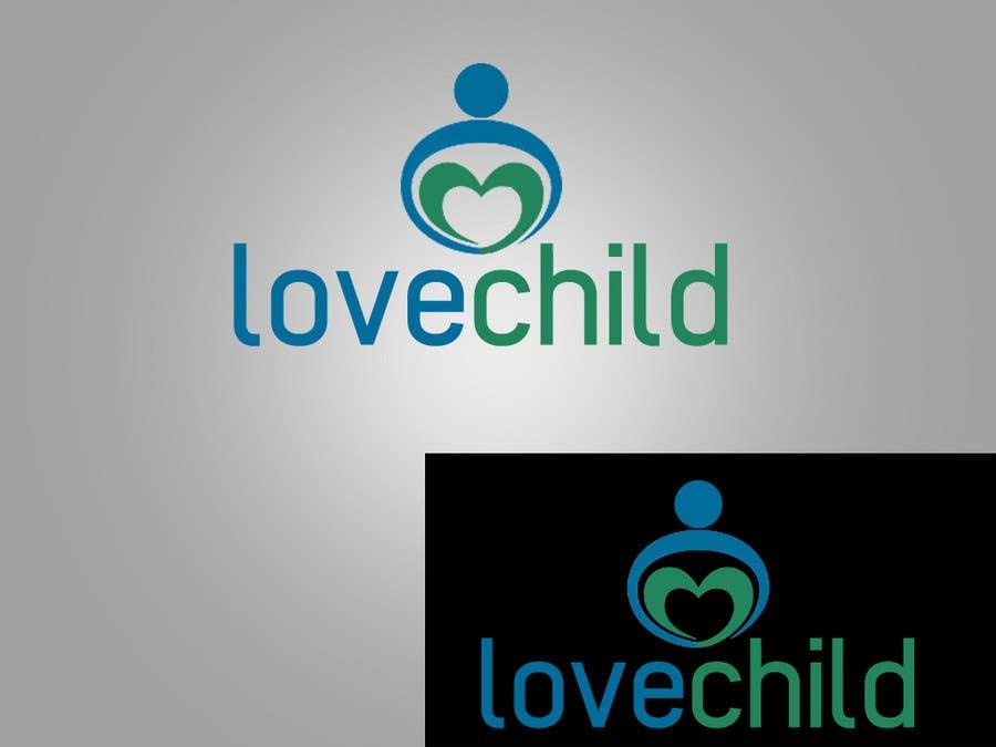 Inscrição nº 59 do Concurso para Logo Design for 'lovechild'