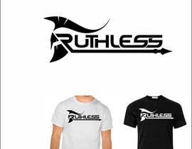#231 untuk Design a Logo for Ruthless oleh theocracy7