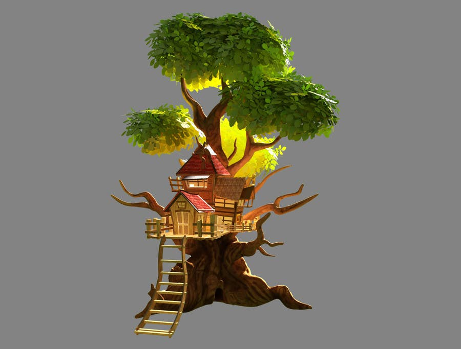 3d Cartoon House Tree House Freelancer Browse our cartoon tree house images, graphics, and designs from +79.322 free vectors graphics. 3d cartoon house tree house freelancer