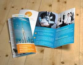 nº 10 pour Design a trifold brochure for my IT services company par sayedhasanbd37