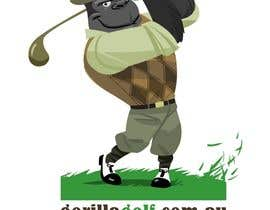 #24 для Logo Design for www.gorillagolf.com.au от artinearth